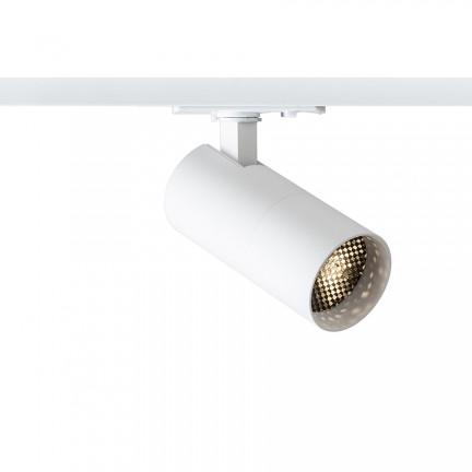 RENDL LED-bånd og systemer FORZA for 1-faset skinne hvid 230V LED GU10 10W R13350 1