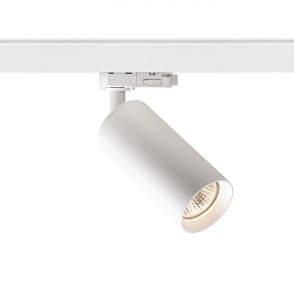 RENDL LED goulotte et systèmes BELENOS pour rail triphasé blanc 230V LED GU10 9W R13368 1