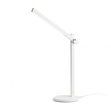 RENDL table lamp ROD table white 230V LED 5.5W 100° 3000K-6500K R13420 1