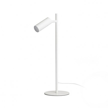 RENDL table lamp TAPIO table light white 230V LED 4.5W 3000K R13428 1