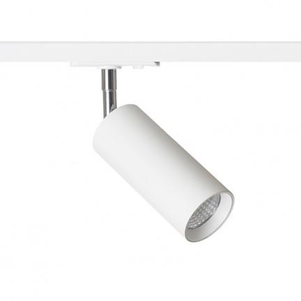RENDL LED strips en systemen MAVRO DIMM voor 1f. stroomrail wit 230V LED 12W 38° 3000K R13446 1