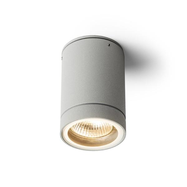 SAMMY stropná sivá  230V LED GU10 15W IP54