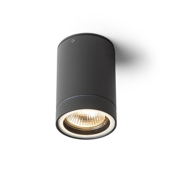 SAMMY stropná antracitová  230V LED GU10 15W IP54