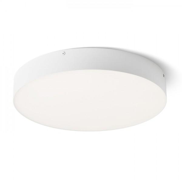 RENDL pinta-asennettu valaisin LARISA R 40 katto valkoinen 230V LED 50W 3000K R13484 1