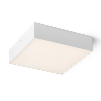 RENDL surface mounted lamp LARISA SQ 22 ceiling white 230V LED 20W 3000K R13487 1