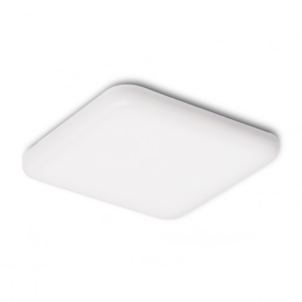 RENDL recessed light BELI SQ 10 recessed frosted acrylic 230V LED 6W IP65 3000K R13521 1