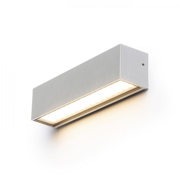 RENDL buiten lamp CAMARGUE wandlamp antracietgrijs 230V LED 6W IP65 3000K R13527 1