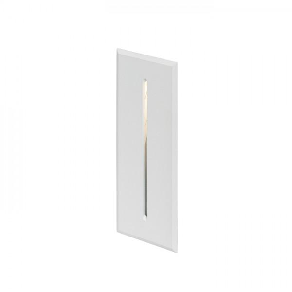 RENDL lumină de exterior SEGNO încastrată alb 230V LED 3W IP54 3000K R13566 1