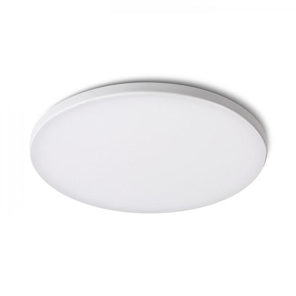 BJORK R 16 zápustná biela  230V LED 12W  3000K