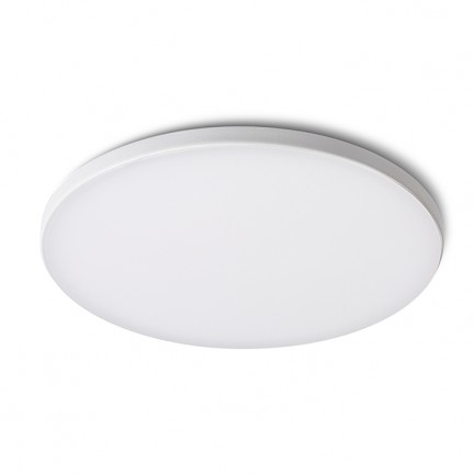 RENDL recessed light BJORK R 20 recessed white 230V LED 18W 3000K R13586 1