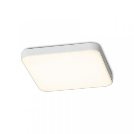 RENDL recessed light BJORK SQ 9 recessed white 230V LED 6W 3000K R13588 1
