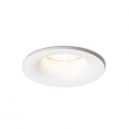 RENDL recessed light ISLA recessed white 230V GU10 15W IP65 R13603 1