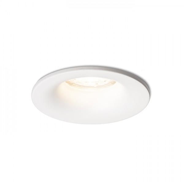RENDL luz empotrada ISLA empotrado blanco 230V GU10 15W IP65 R13603 1