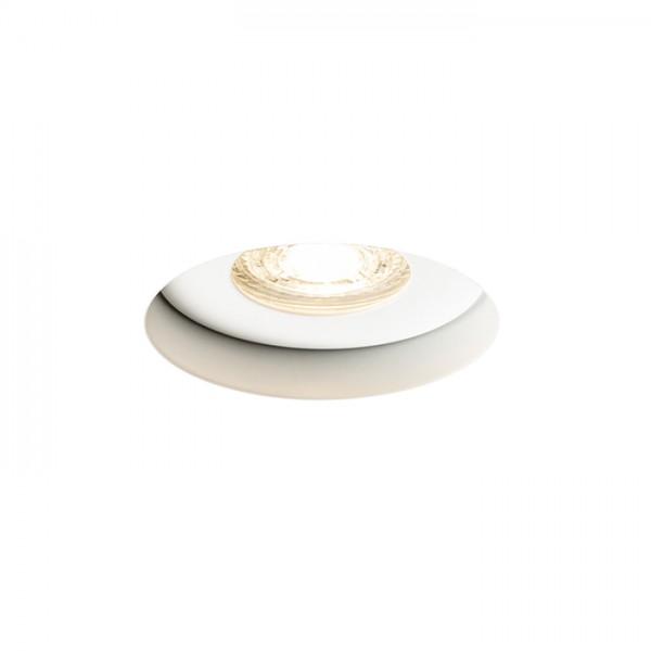 RENDL recessed light BRAN recessed white 230V LED GU10 15W IP65 R13605 1