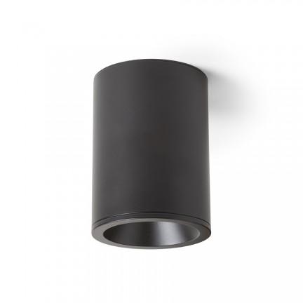 RENDL surface mounted lamp EILEEN ceiling black 230V GU10 35W IP65 R13607 1