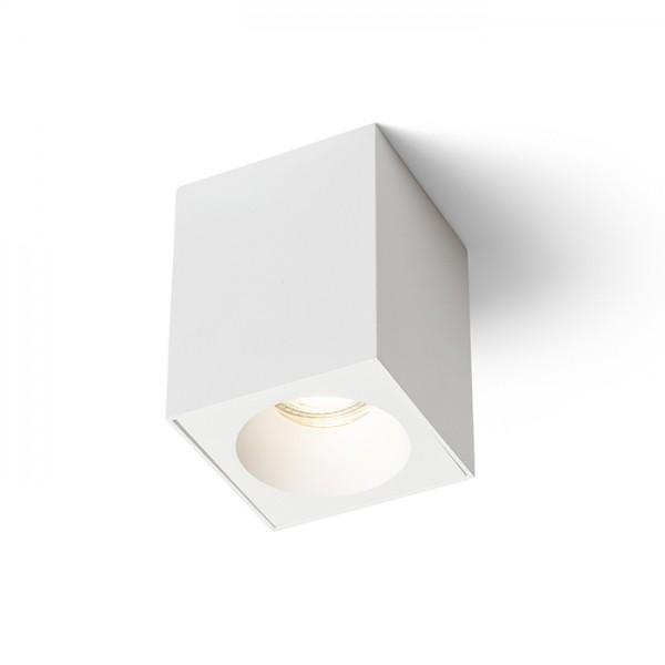 RENDL pinta-asennettu valaisin KIM katto valkoinen 230V GU10 35W IP65 R13608 1
