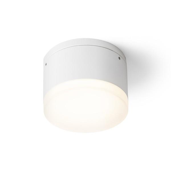 ORIN R stropná biela satinovaný akrylát 230V LED 10W IP54 3000K