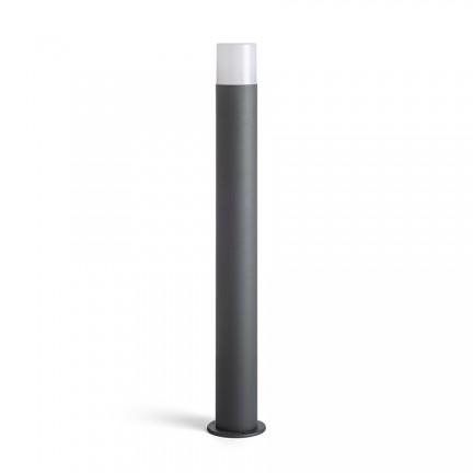 RENDL luminaria de exterior BONNIE 80 poste gris antracita 230V E27 28W IP44 R13636 1