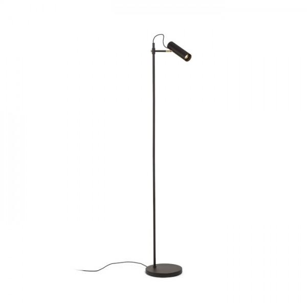 RENDL Podna svjetiljka VARIA podna crna mesing 230V LED GU10 9W R13660 1