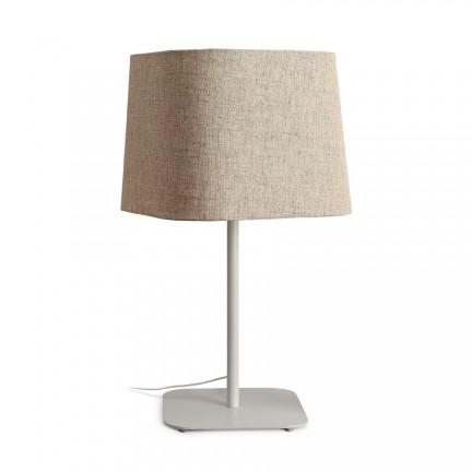 RENDL table lamp PERTH table beige/white 230V E27 15W R13663 1