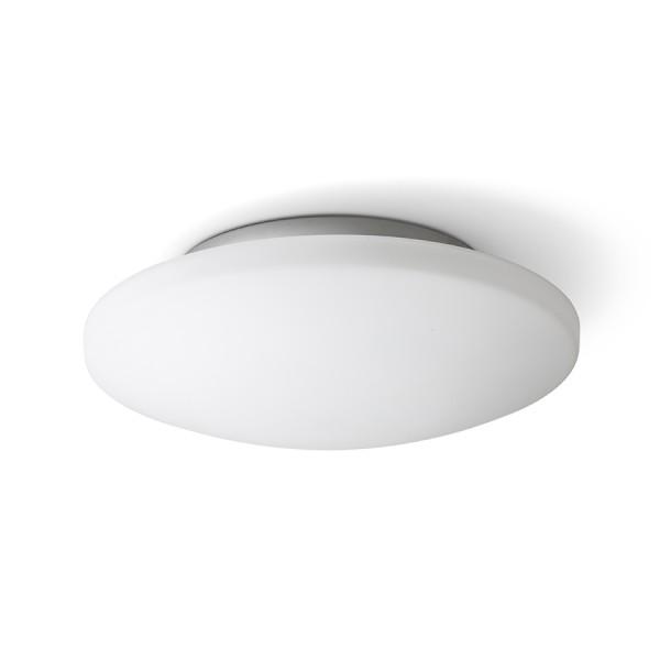 SARA LED 36 stropná  opálové sklo/chróm 230V LED 24W IP44  3000K