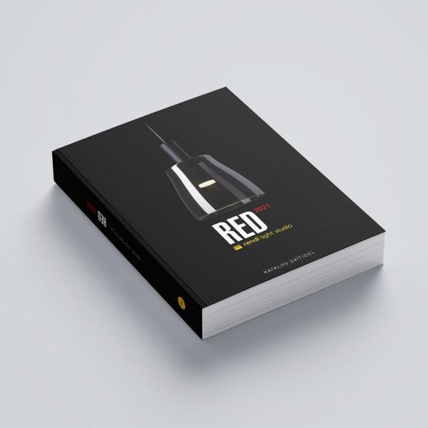 RENDL Catalogue d'éclairage RED HR Catalogue 2021 R21HR_BO 1